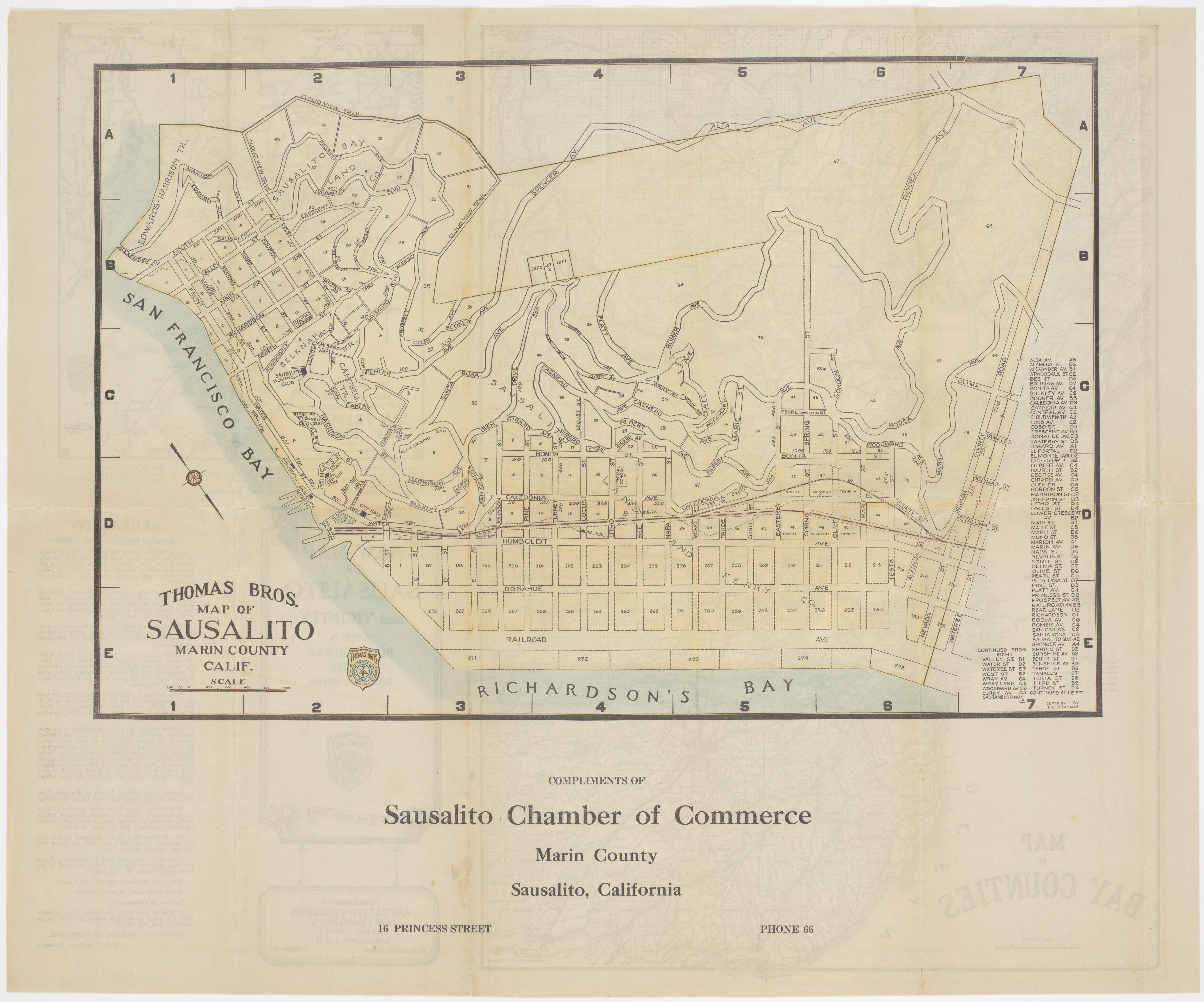 1883 CA Map KINGS LAKE LASSEN LOS ANGELES MADERA MARIN COUNTY CALIFORNIA History
